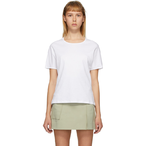 Vejas White Summers T-shirt