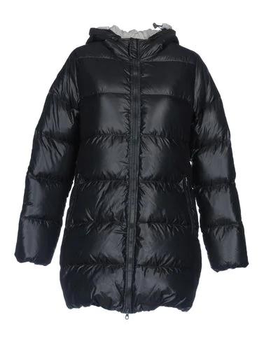 Duvetica Down Jacket In Steel Grey