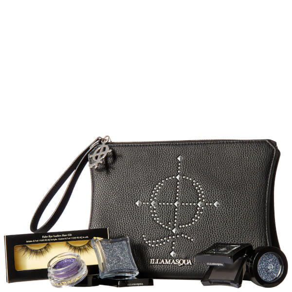 Illamasqua Limited Edition Purple Reign Kit (worth $135.00)