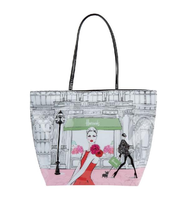 Harrods Fashion Window Shoulder Bag