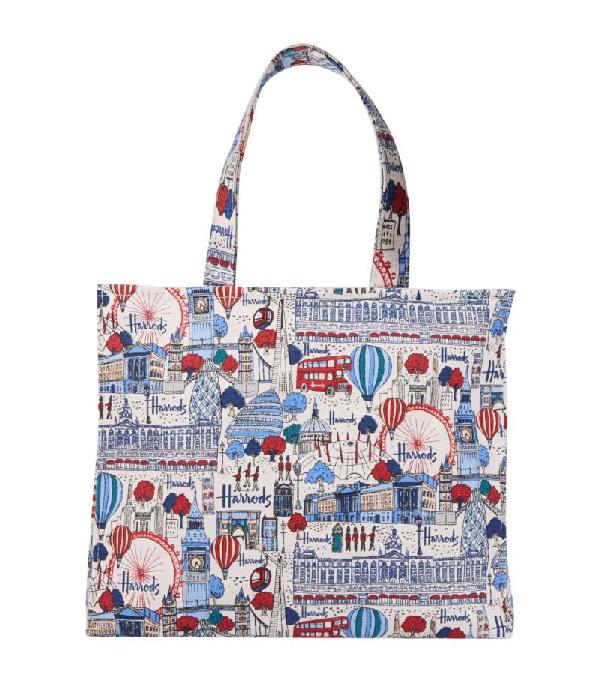 Harrods Pretty City Shoulder Bag