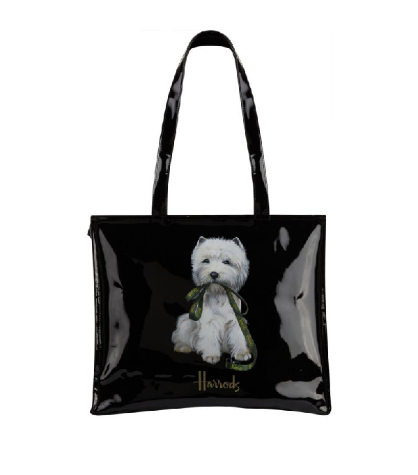 Harrods Westie Shoulder Bag