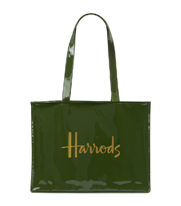 Harrods Logo Tote Bag