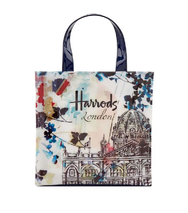 Harrods Small Shopper Bag