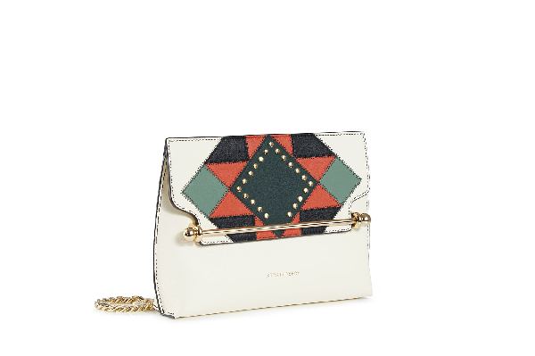 Ss20 Stylist Mini In Patchwork Square Vanilla