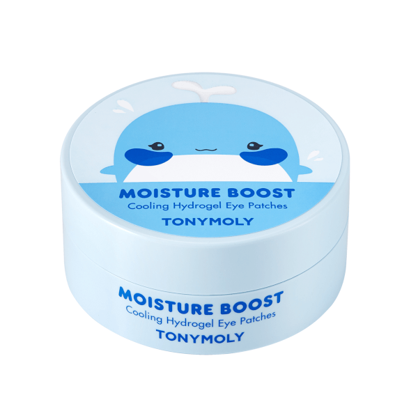 Tonymoly Moisture Boost Hydro-gel Eye Patches 90g
