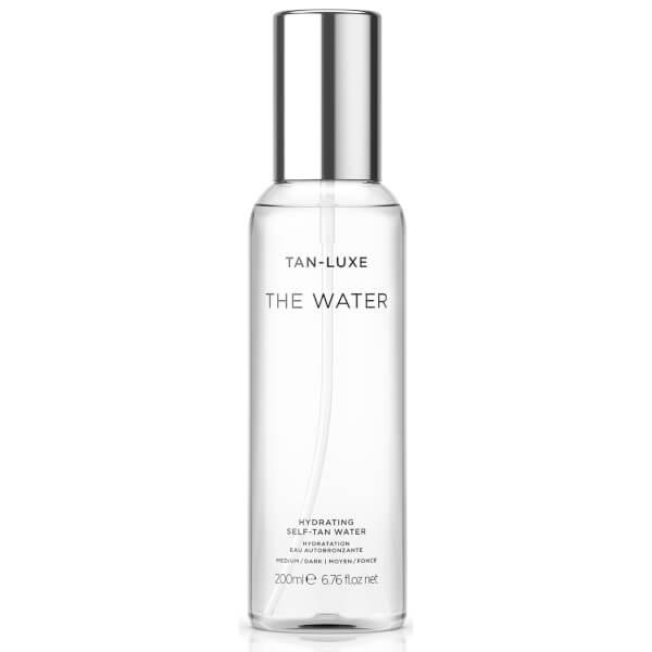 Tan-luxe The Water Hydrating Self-tan Water 200ml - Medium