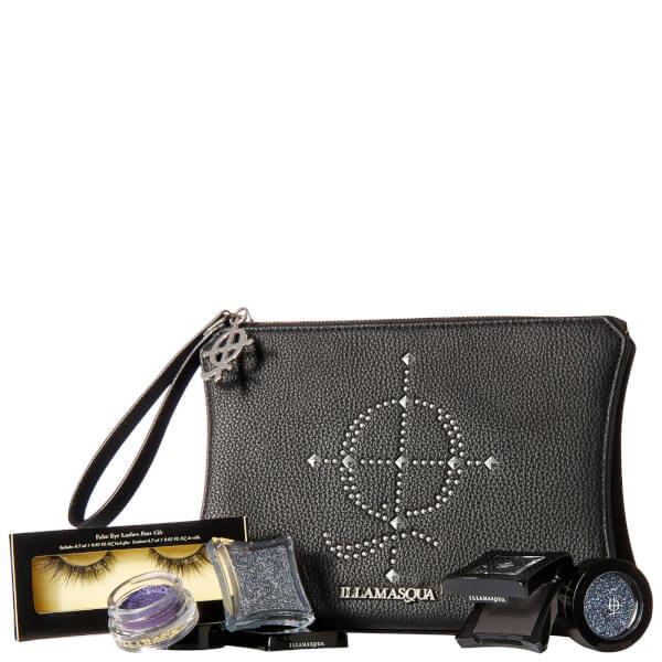 Illamasqua Limited Edition Purple Reign Kit (worth £111.00)