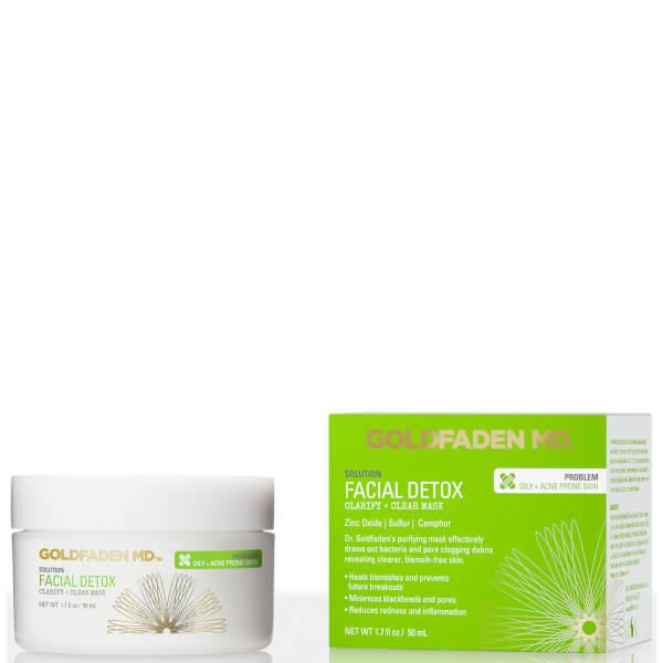 Goldfaden Md Facial Detox Pore Clarifying Mask 50ml