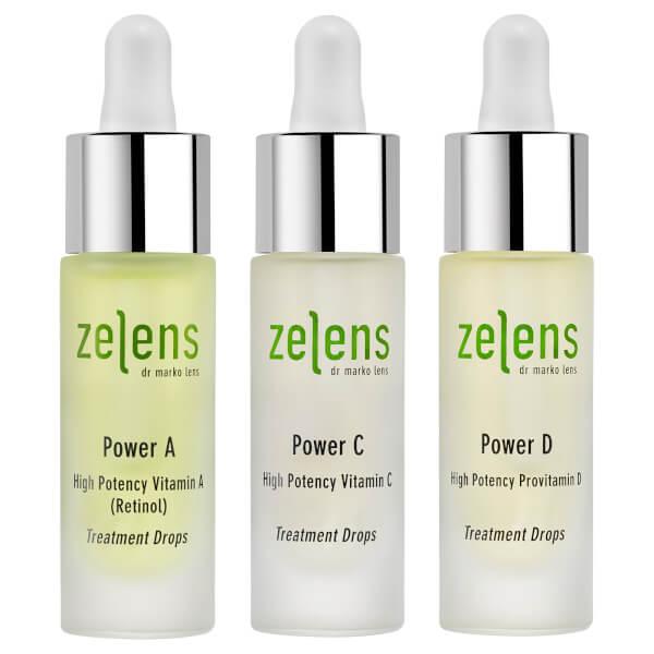 Zelens Power Trio Set (worth £135.00)