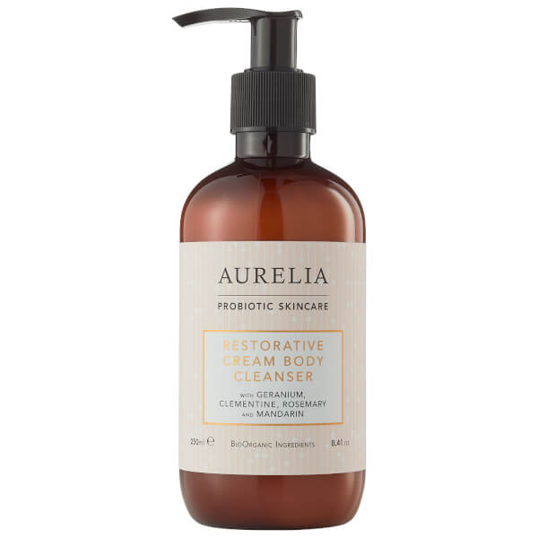 Aurelia Probiotic Skincare Aurelia Skincare Restorative Cream Body Cleanser 250ml