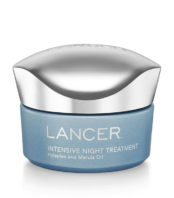 Lancer Intensive Night Treatment In White