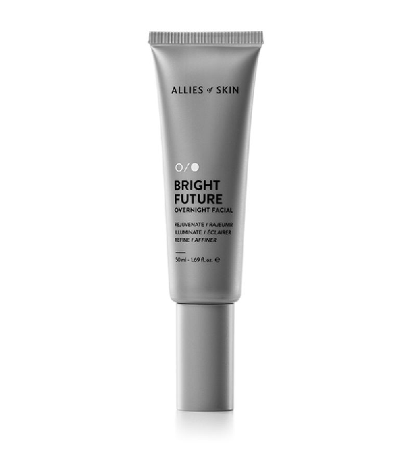 Allies Of Skin Bright Future Overnight Facial (50ml) In White