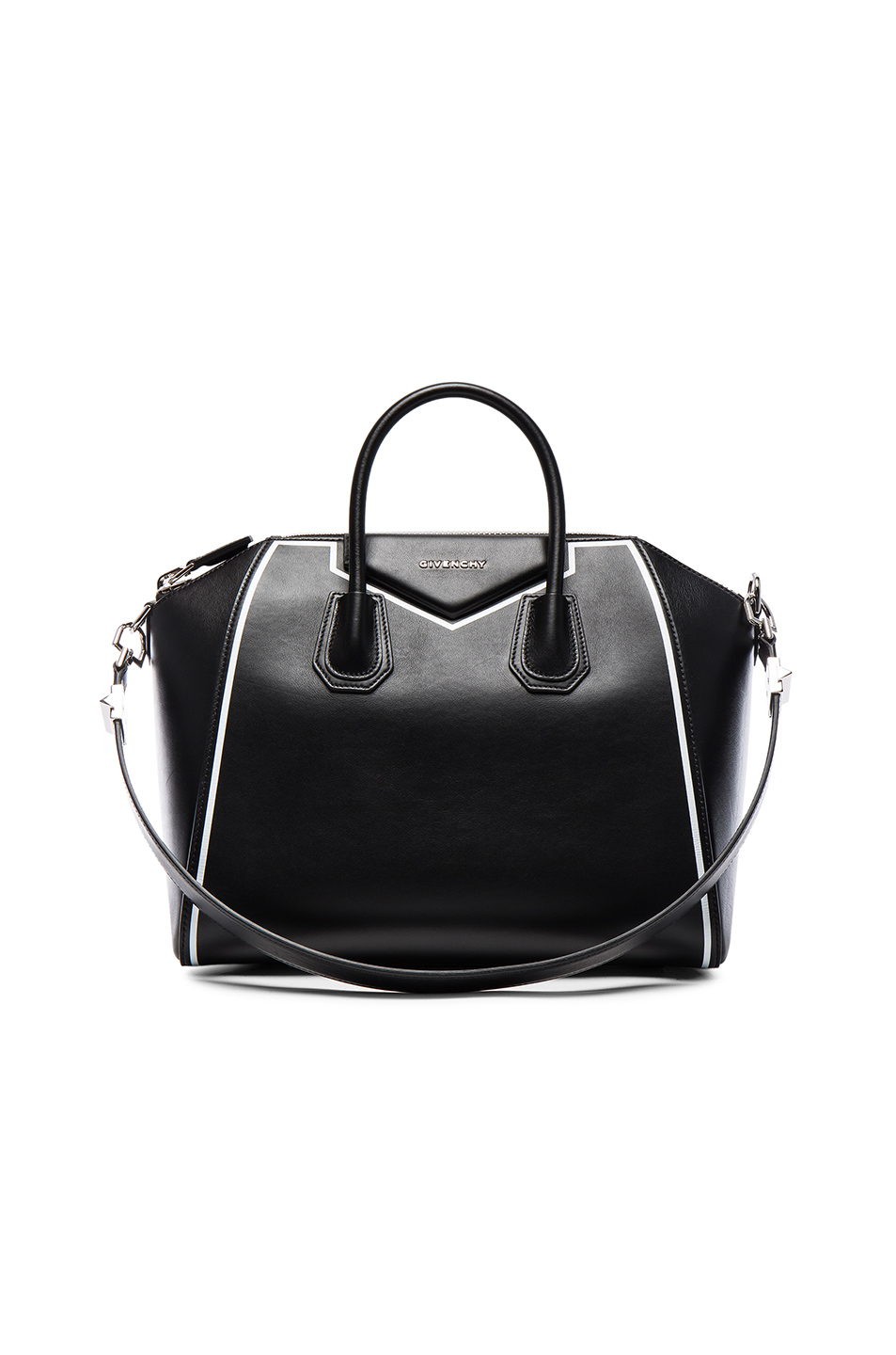 23a95c1a8447 Givenchy Medium Antigona Leather Bag W Stitching