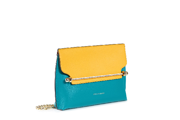 Ss20 Stylist Mini In Turquoise/blossom Yellow