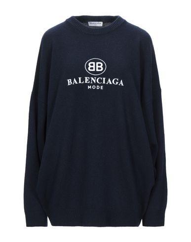 Balenciaga Sweater In Dark Blue