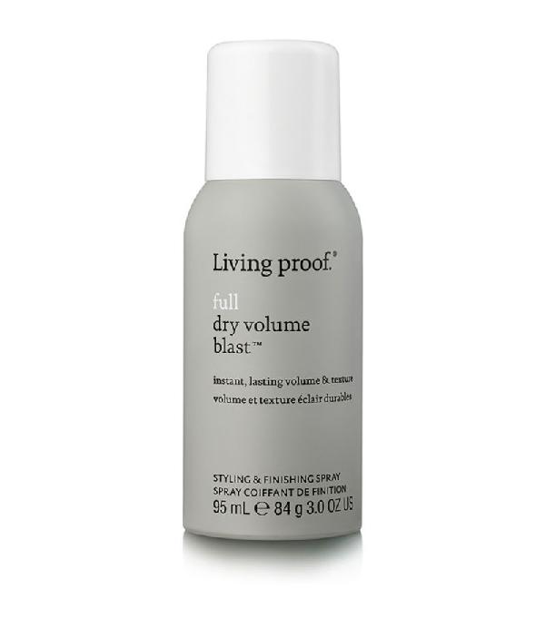 Living Proof Full Dry Volume Blast (travel Size) In White