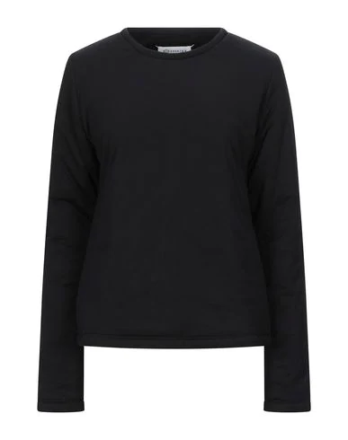 Maison Margiela Sweatshirt In Black