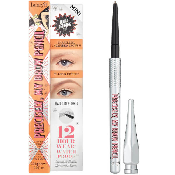 Benefit Precisely, My Brow Pencil Mini (various Shades) In Cool Grey