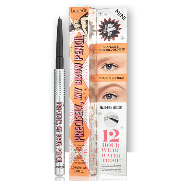 Benefit Precisely, My Brow Pencil Mini (various Shades) In 01
