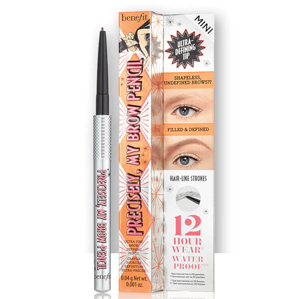 Benefit Precisely, My Brow Pencil Mini (various Shades) In 3.5