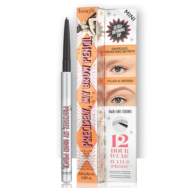 Benefit Precisely, My Brow Pencil Mini (various Shades) In 4.5