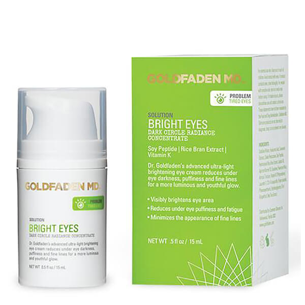 Goldfaden Md Bright Eyes Dark Circle Radiance Concentrate 15ml