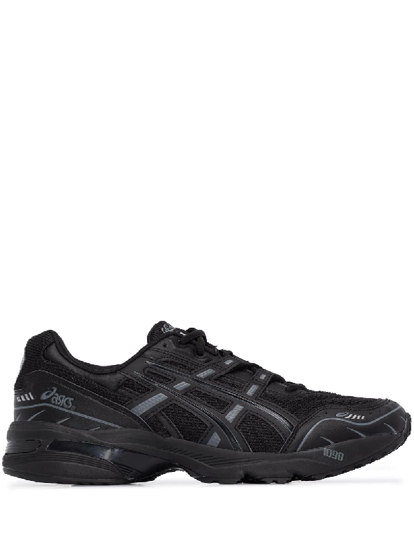 Asics Black Gel 1090 Low Top Sneakers