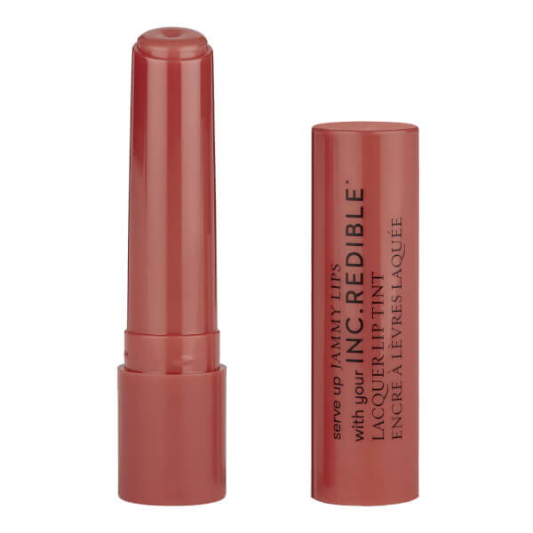 Inc.redible Jammy Lips Lacquer Lip Tint - Fruity Feels 2.4g