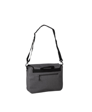 Body Glove Gates Waterproof Messenger Bag In Charcoal