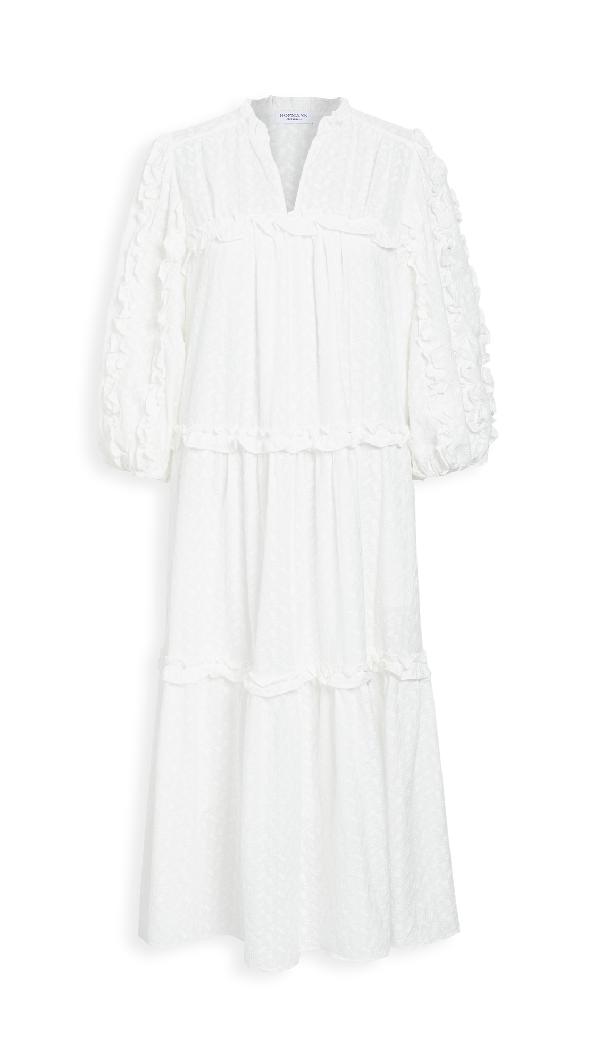 Hofmann Copenhagen Jeanne Dress In White