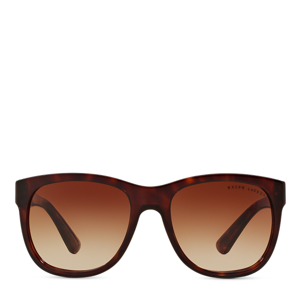 Ralph Lauren Ricky Rl Sunglasses In Dark Havana