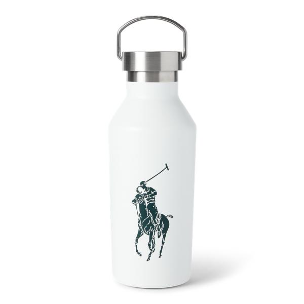 Ralph Lauren Give Me Tap Water Bottle In White
