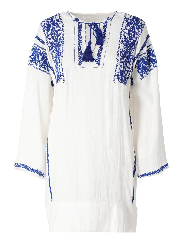 Etoile Isabel Marant Clothing In Navy, White