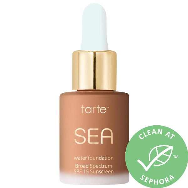 Tarte Sea Mini Water Foundation Broad Spectrum Spf 15 48g