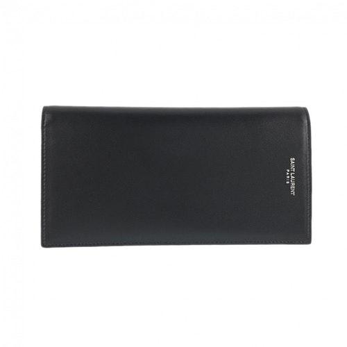 Saint Laurent Black Leather Small Bag, Wallet & Cases