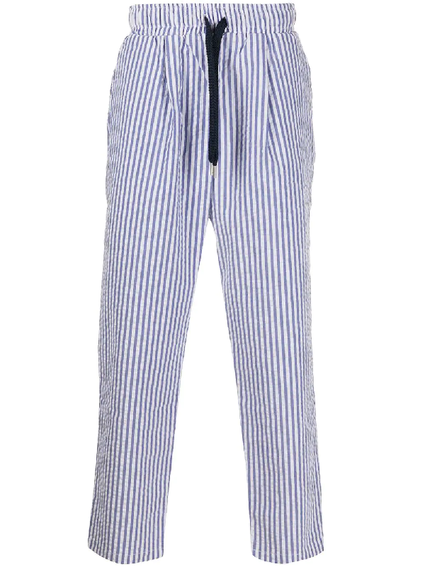 Family First Straight Leg Trousers In White