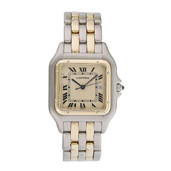 Cartier Panthere Midsize 1100 Ladies Watch In Not Applicable