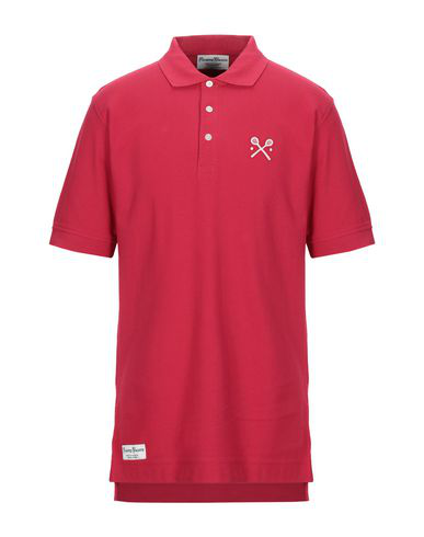 Rowing Blazers Polo Shirt In Red
