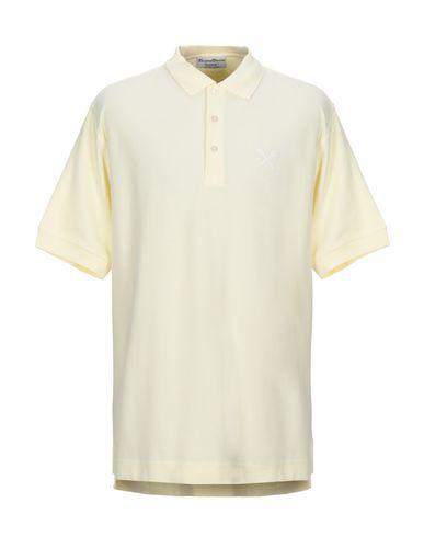 Rowing Blazers Polo Shirt In Light Yellow