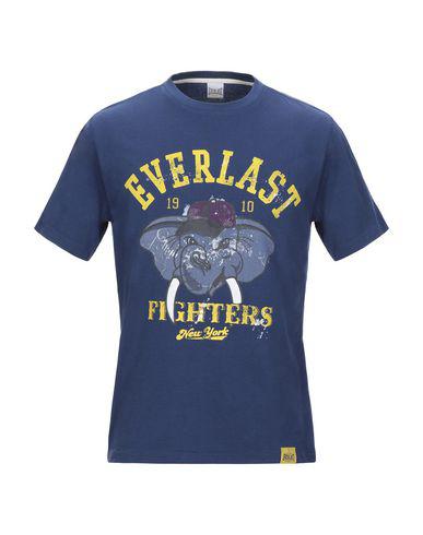 Everlast T-shirt In Dark Blue