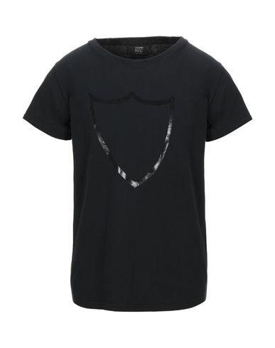 Htc T-shirt In Black