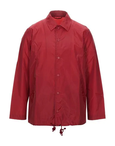 Johnlawrencesullivan Jacket In Maroon