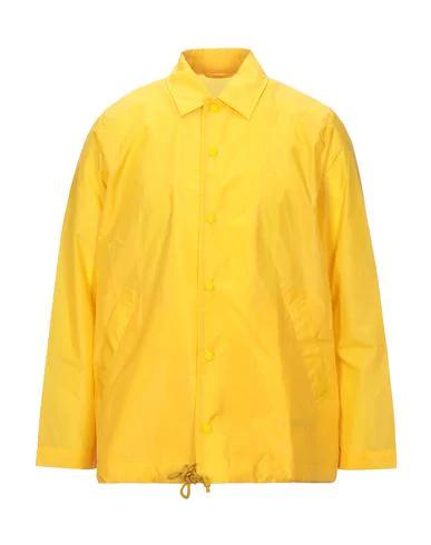 Johnlawrencesullivan Jacket In Yellow