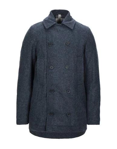 Novemb3r Coat In Blue