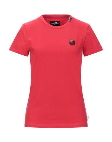 Plein Sport T-shirt In Red