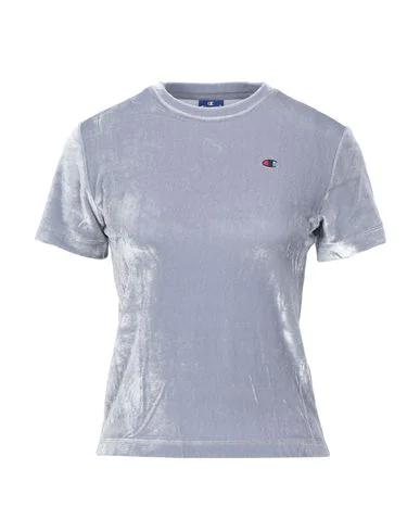 Champion T-shirt In Grey