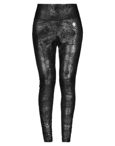 Plein Sport Leggings In Black