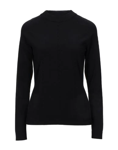 Versace Turtleneck In Black