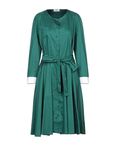 Weill Knee-length Dress In Green